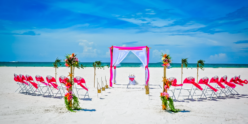 8 Low Cost Destinations You Will Set Your Hearts on for Your Wedding