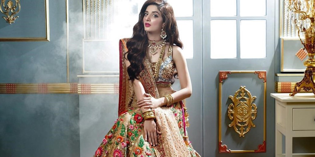 A Carnival of Colors – Oudh Bridal Collection By Nomi Ansari