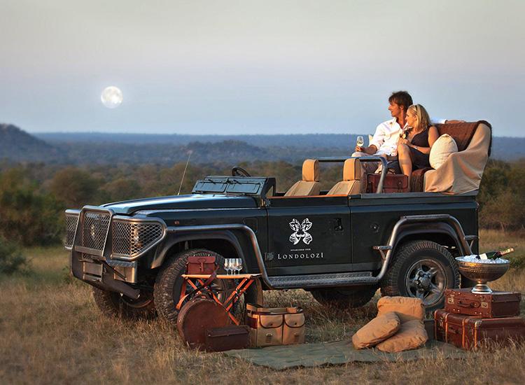 4.Safari Honeymoon