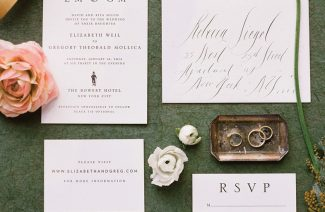 9 Etiquettes to Follow Before Sending Out Wedding Invitations
