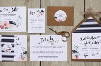 How to Select the Right Stationery for Your Wedding?