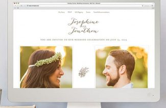 Here's How To Create The Best Wedding Website For Your Big Day!