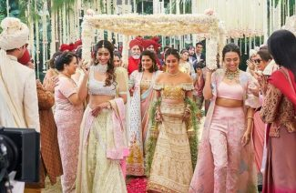 Trending: Sonam Kapoor's Dupatta Necklace Has Been Shown The Limelight!