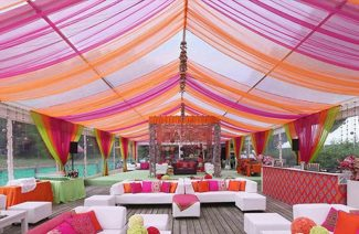 46 Wedding Tent Inspirations That Will Make You Fall In Love With Outdoor Weddings