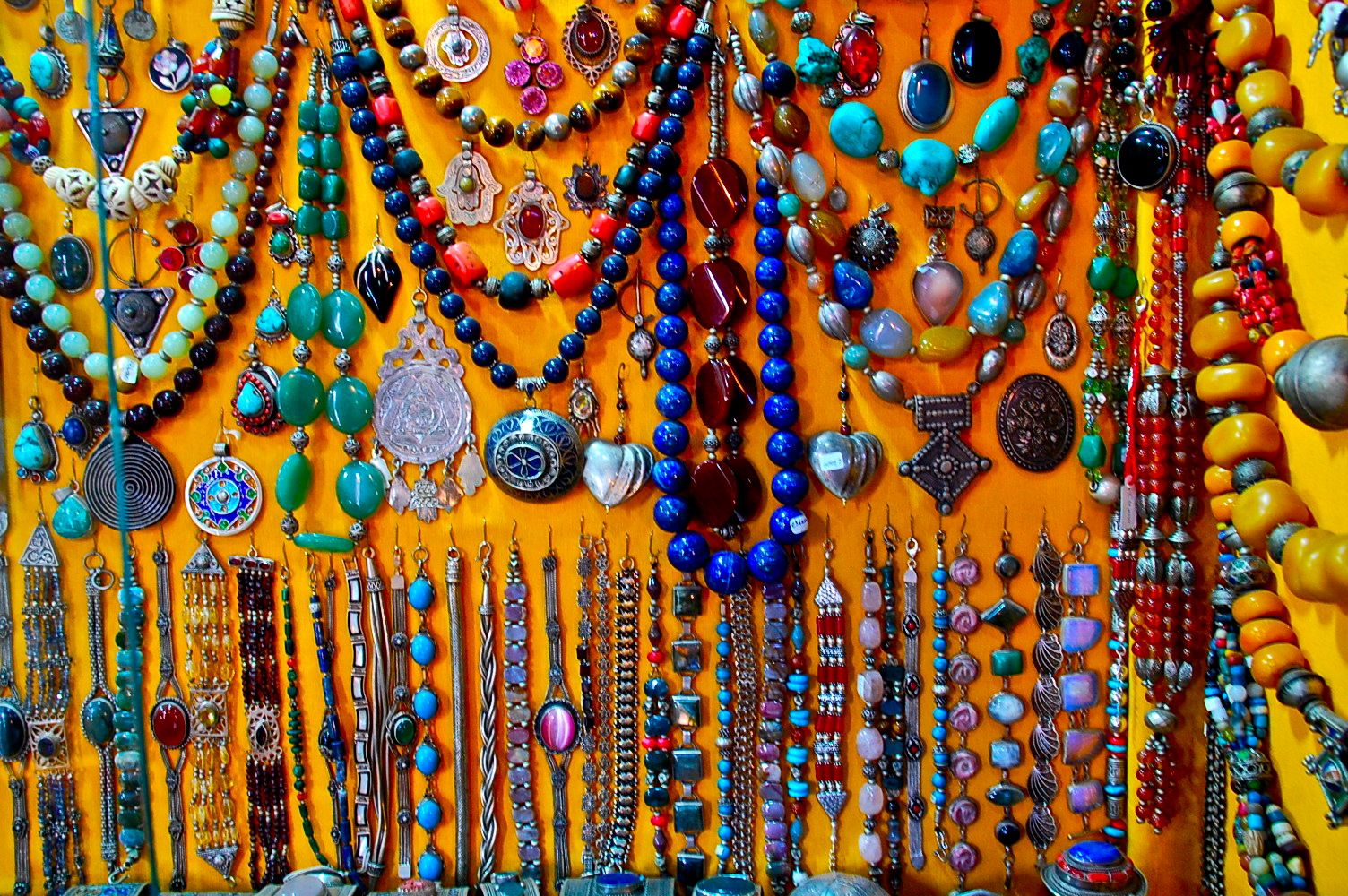 Traditional African Jewelry That You Can Slay At Your Themed Bridal Shower