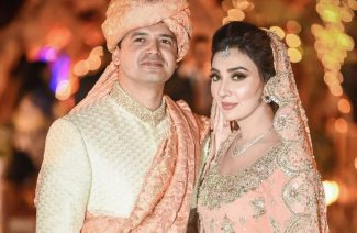 Aisha Khan's Stunning Wedding Looks We All Fell In Love With!
