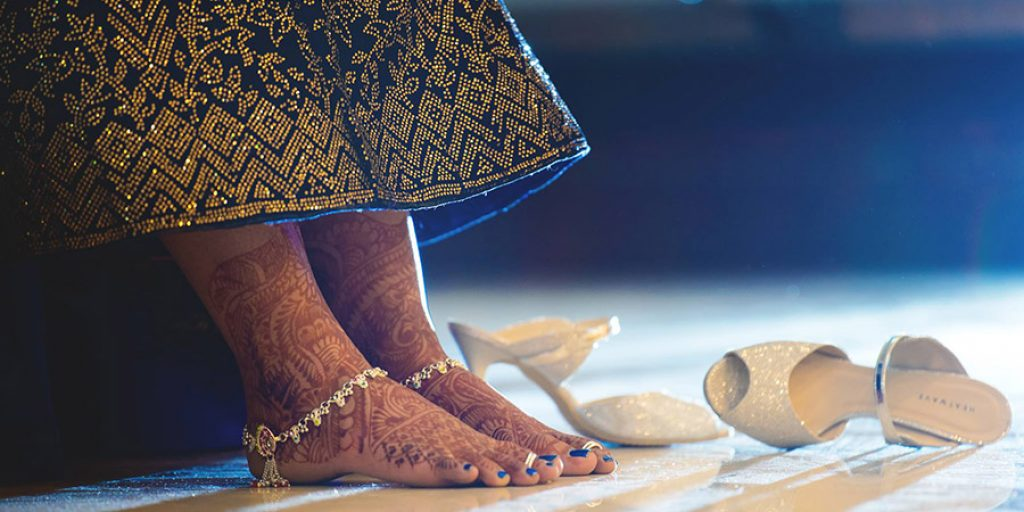 18 Beautiful Bridal Anklets You Might Want To Get Your Hands On