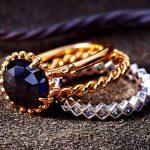 Wedding Rings by Anna Sheffield