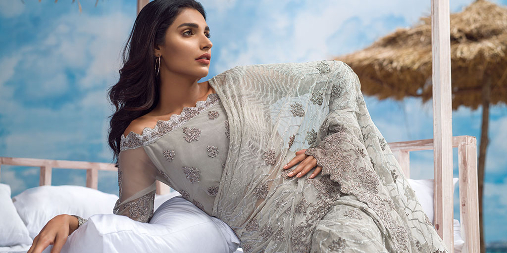 The Flaunt-Worthy Luxury Chiffon Collection By Asim Jofa Is Here!
