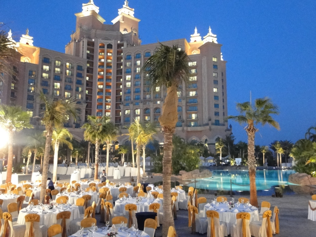 1.	Atlantis The Palm