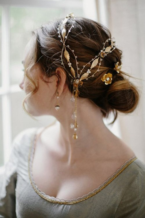 Delicate 'Muse' Headband