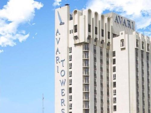 3.Avari Towers, Karachi