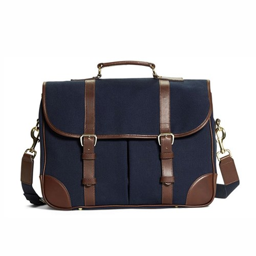 Canvas Messenger - Brooks Brothers