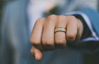 Mangagement Rings: Commitment Metal For Men!