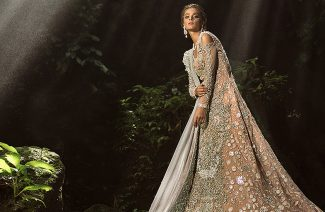 The Enchanting Bridals Of Zainab Chottani Have Made It To Everyone's Wishlist!