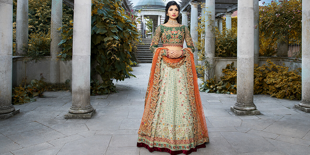 The Versatile Bridal Collection Of Sheeba Kapadia Is Here And We Are Loving It!