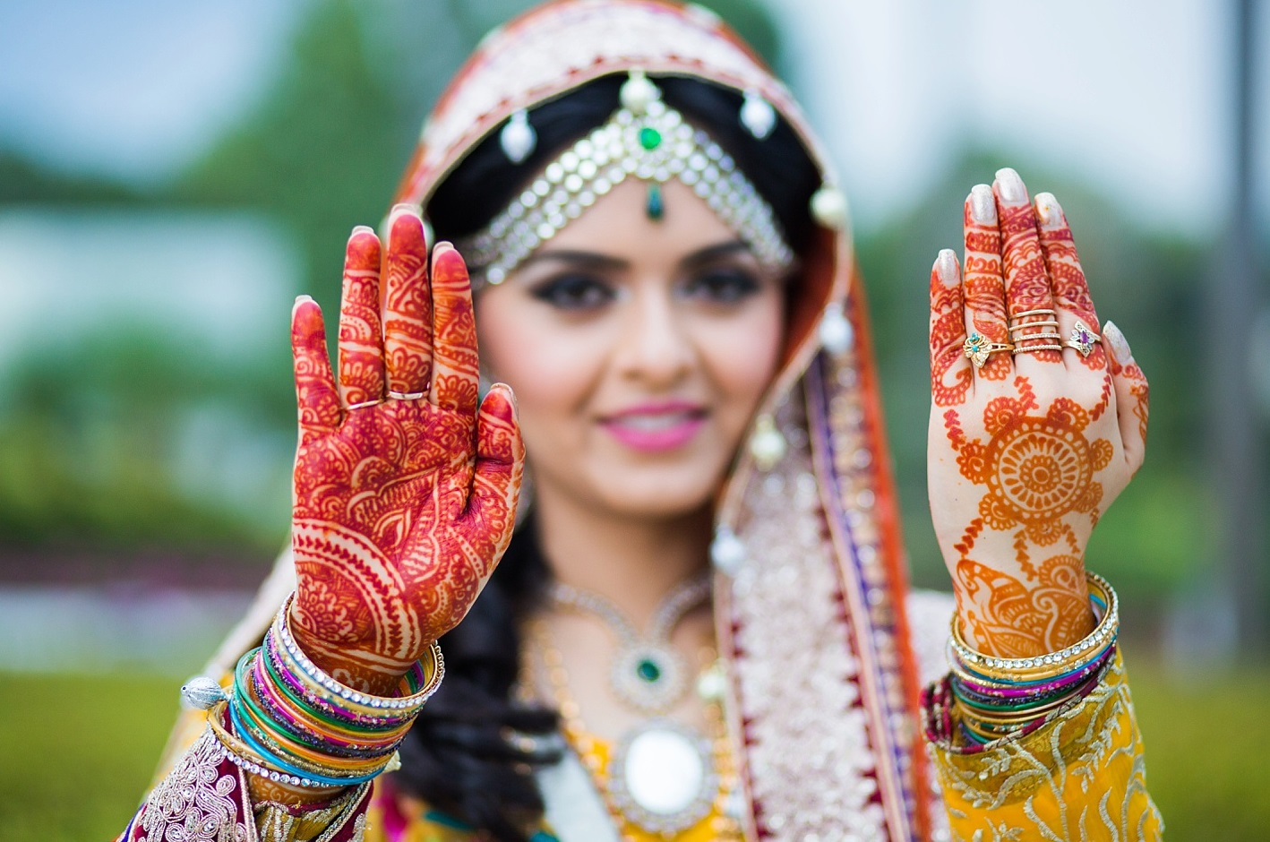 Blessed Brides: Instagram Worthy Bridal Jewelry Photos