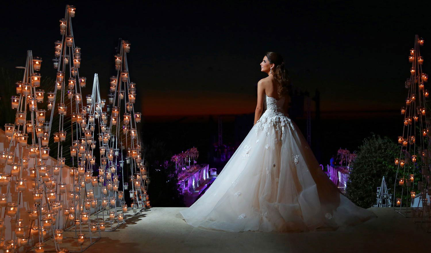 Weddings Around The World: These Lebanese Wedding Dresses Will Leave you in Complete Awe!