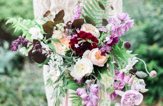 15 Phenomenal Wedding Bouquets with Ferns