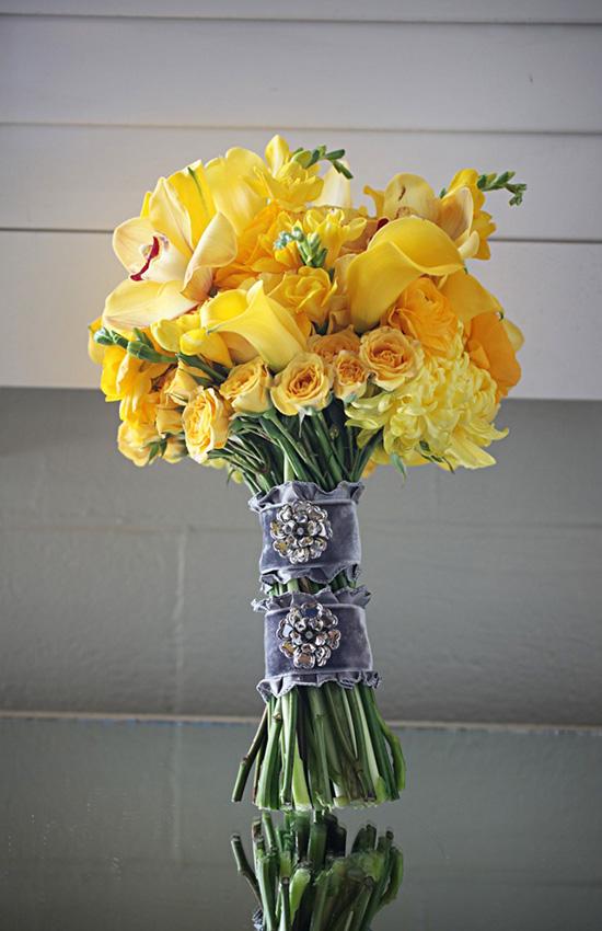 21. For Bridal Bouquet