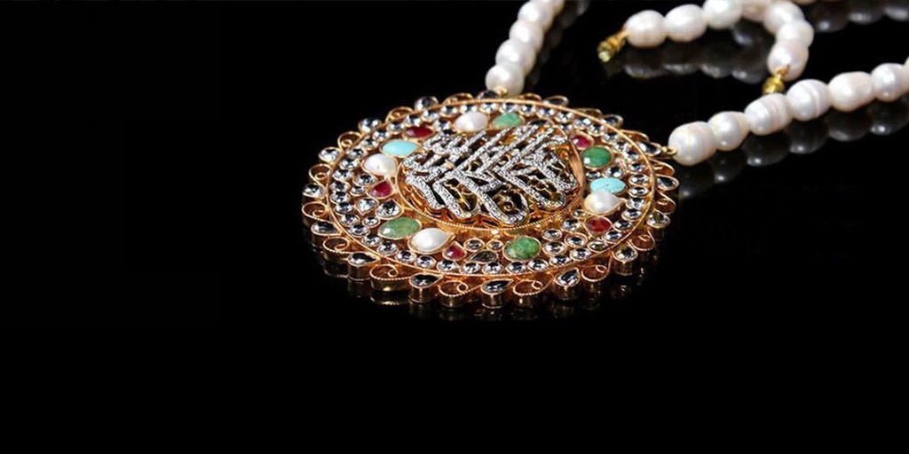 10 Must-Have Calligraphic Jewelry Pieces by Hamna Amir
