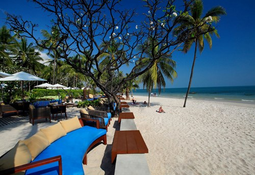 5.	Centara Grand Beach Resort & Villas Hua Hin, Thailand