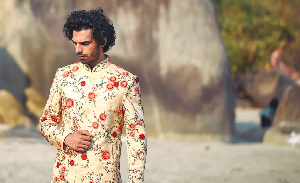 Check Out These Trending Floral Printed Waistcoats For Men