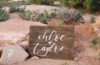 Weddings Around the World: Desert Wedding Inspiration from These Real Weddings