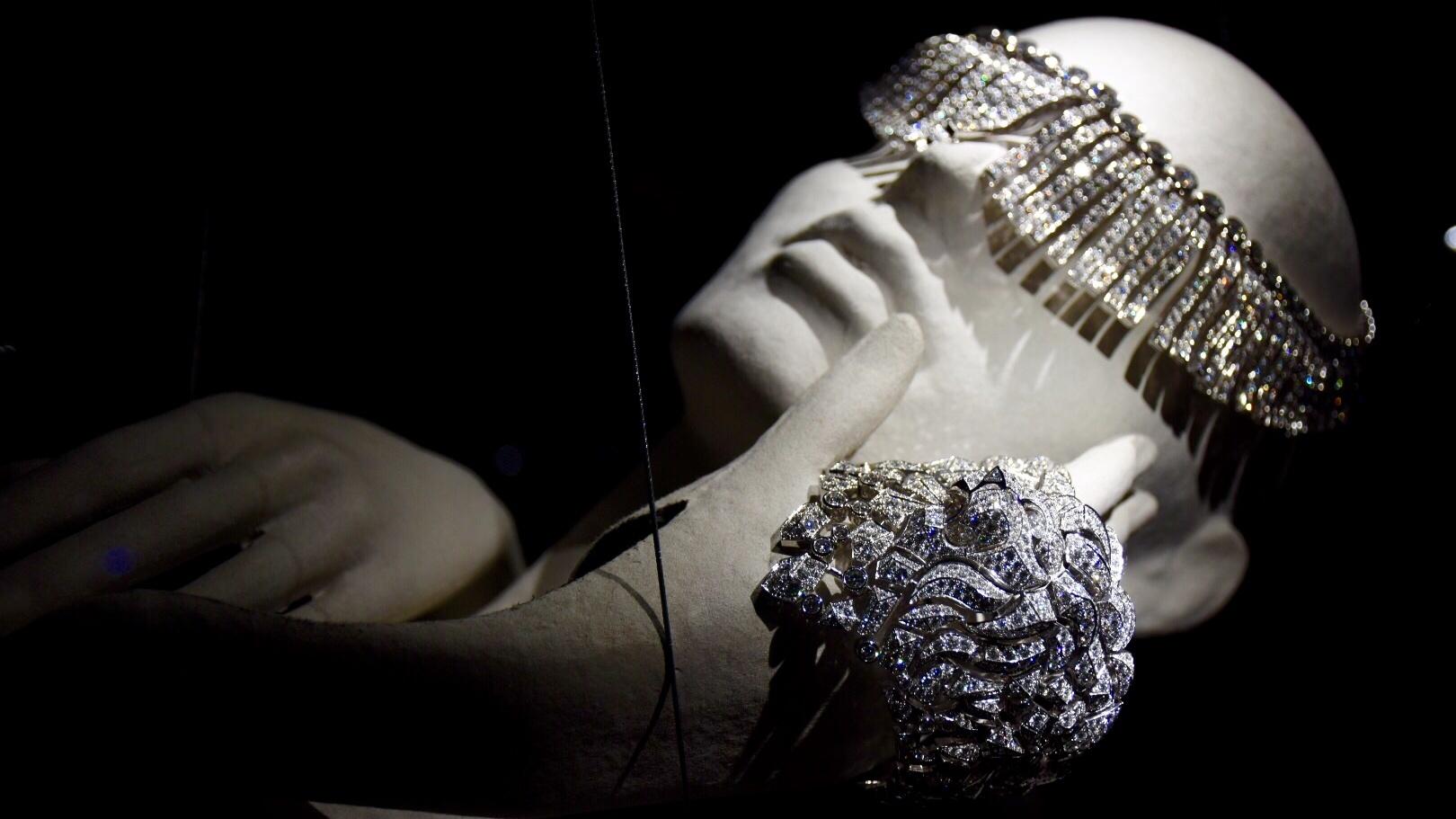 Coco Chanel's 'Bijoux de Diamants' Collection