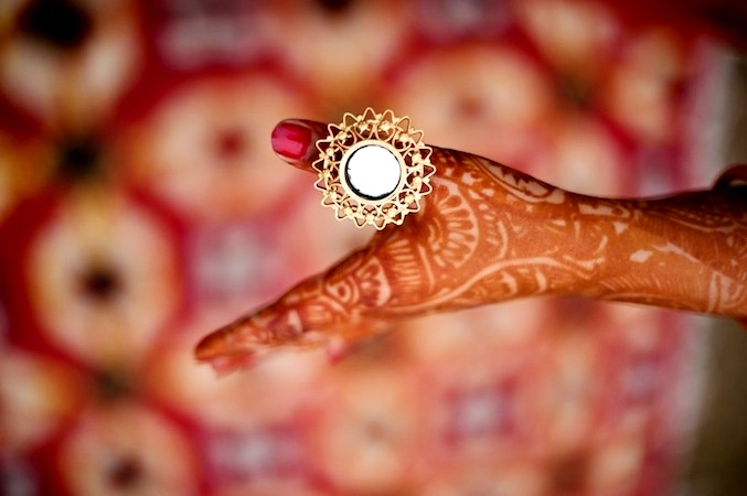 Cocktail Rings That Will Add Glam To Your Wedding Attire!