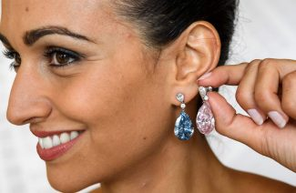 These Earrings By Buccellati Are To Die For!