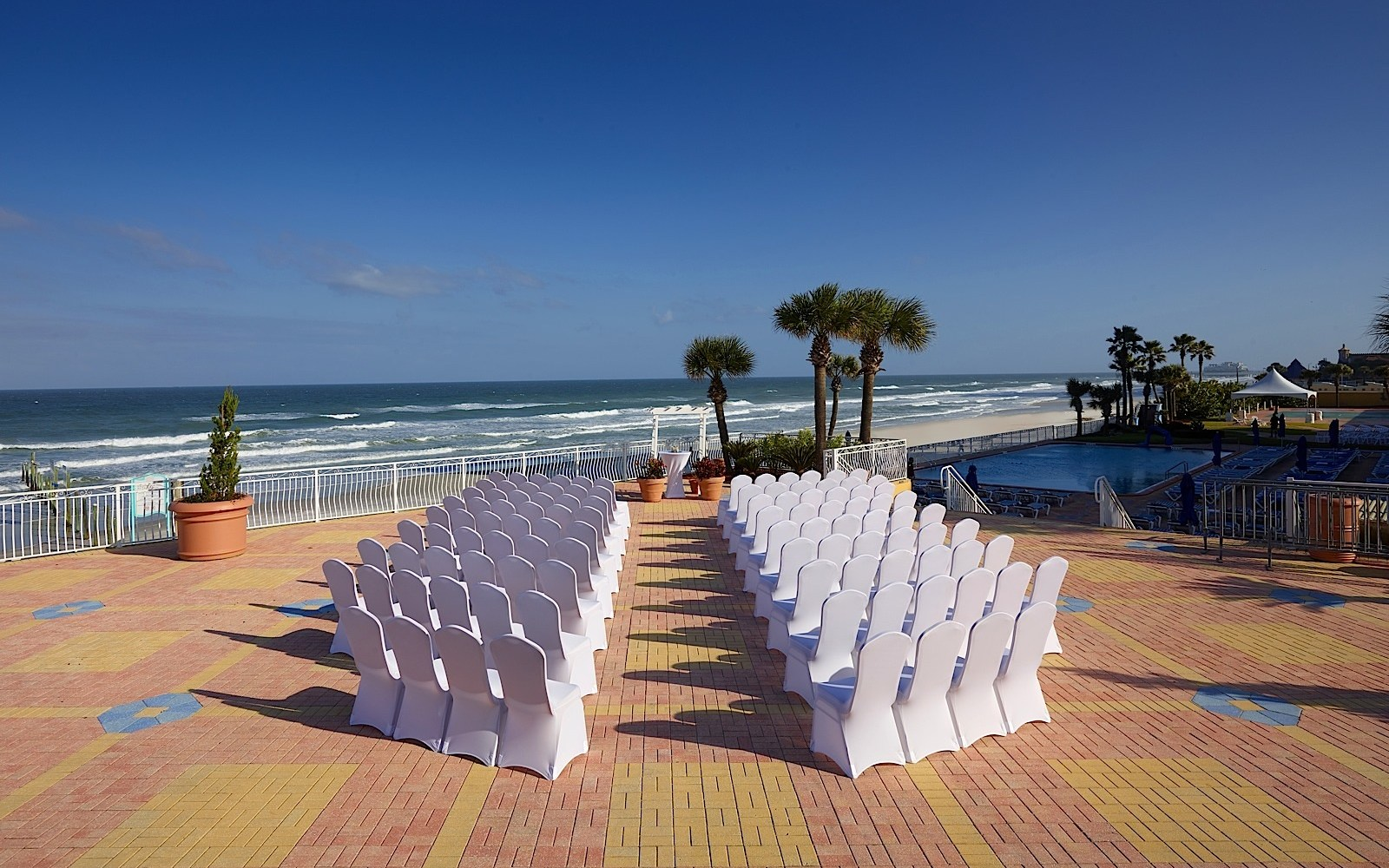 4.	The Shores Resort & Spa - Daytona Beach, Florida