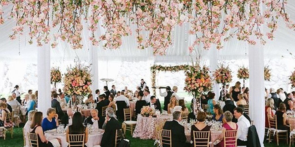 21 Décor Ideas For Wedding Reception