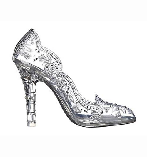 Dolce & Gabbana Glass Slipper Pumps