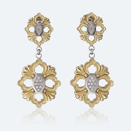 Opera Pendant Earrings