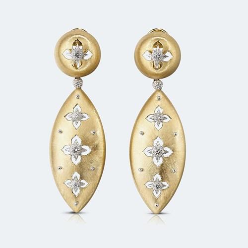 Macri Giglio Pendant Earrings