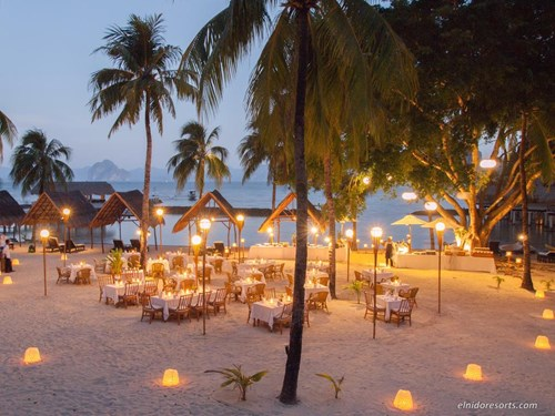 3.El Nido Resorts Apulit Island, Philippines