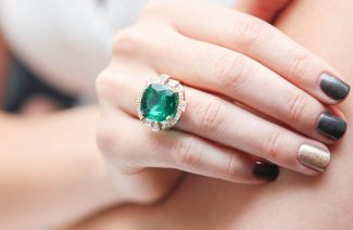 Emerald Engagement Rings That Will Leave You Green With Envy