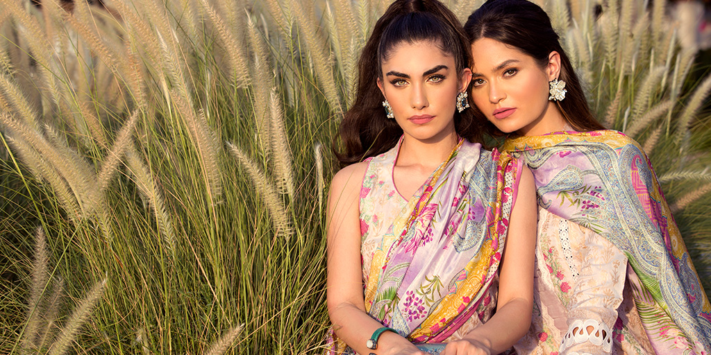 Bring Color To Your Skies This Eid With Farah Talib Aziz's Luxe Collection