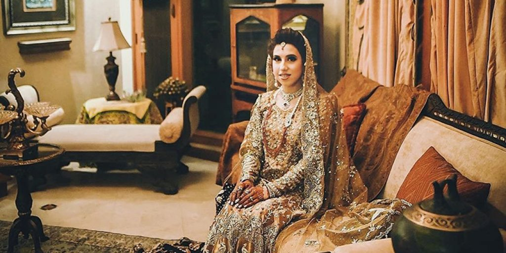 15 Beautiful Lehngas We Spotted On Real Brides