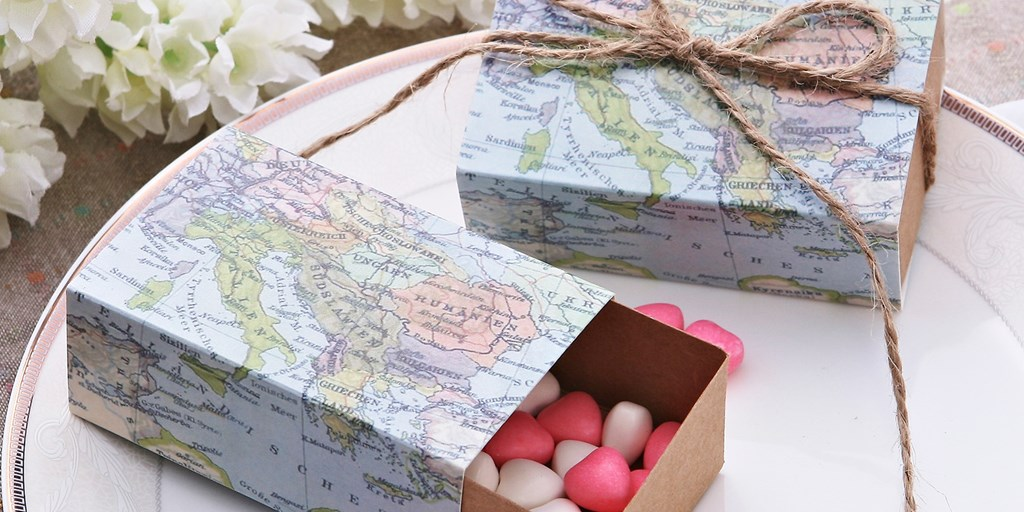 Wedding Favour Items From Around The World!