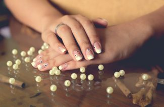 All You Need To Know About Bridal Nail Art