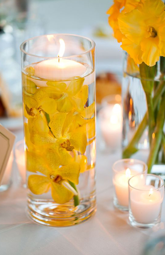 7.To Decorate Candles