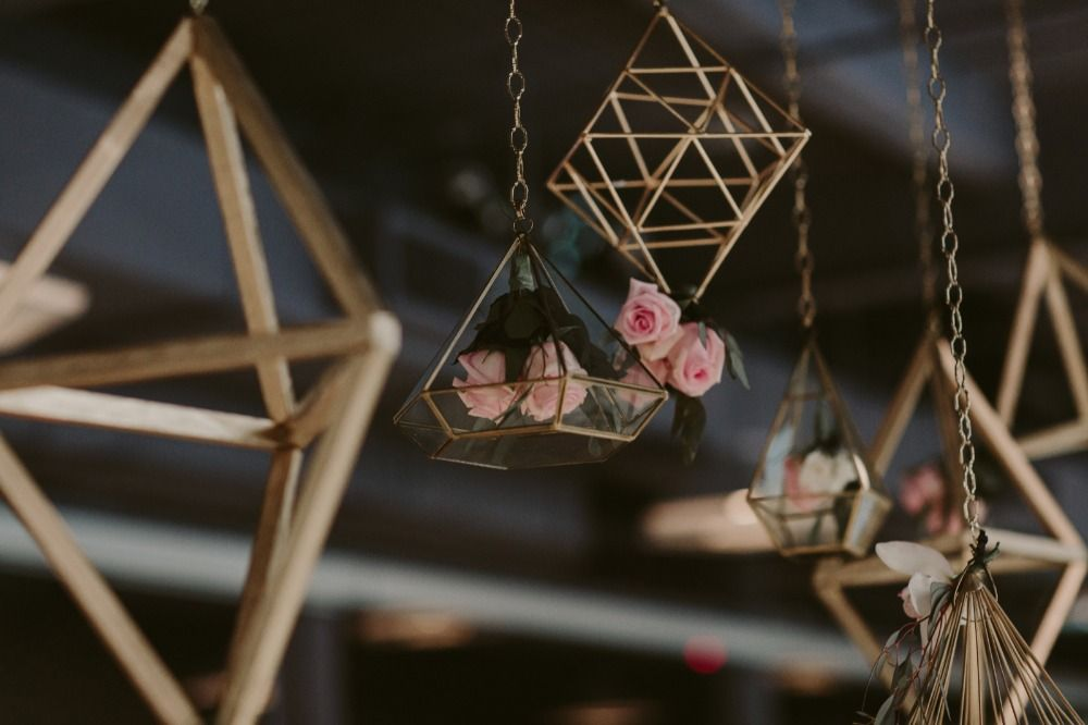 10.	Geometrical Shapes in the Décor