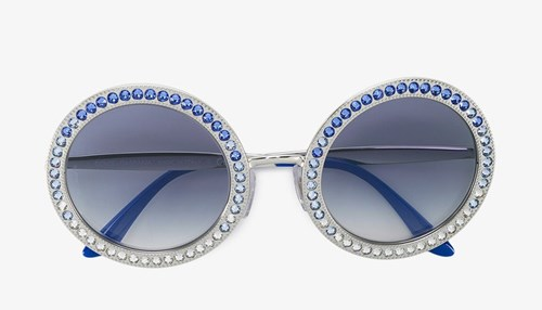 Dolce and Gabbana Embellished Sunglasses