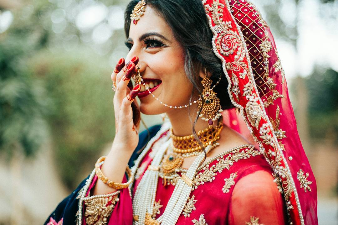 The Dazzling Attires Of These Brides Has Everyone Talking!