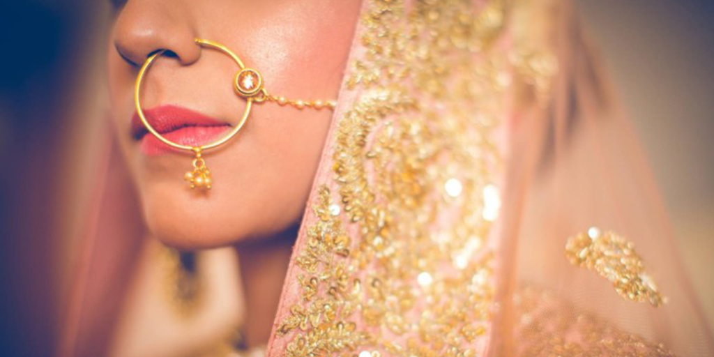 A Bride's Love Affair with Gold – Our Favorite picks