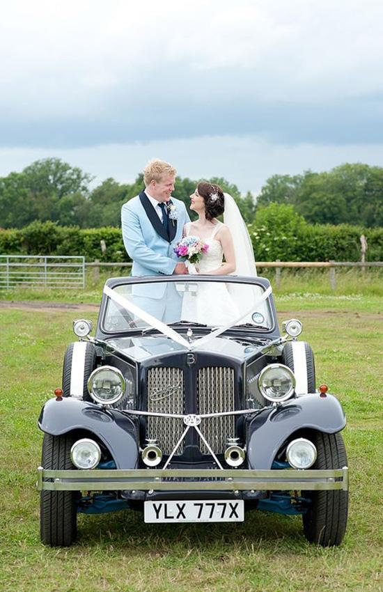 20.For Wedding Transportation