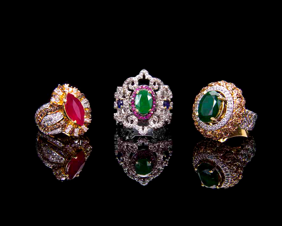 "10 Rings By Hamna Amir Jewelry That Are Perfect To Say ""I Do"" To"