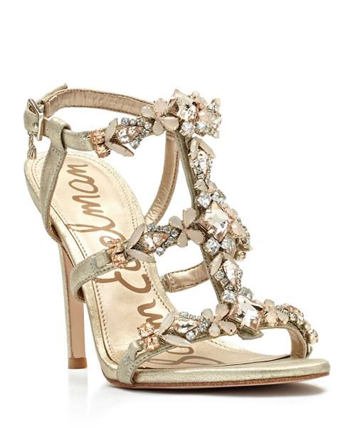 Sam Edelman Selena Jeweled Sandals